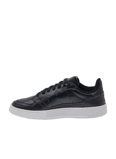 adidas Adidas Çocuk Günlük Spor Ayakkabı Ee7727 Supercourt J Siyah